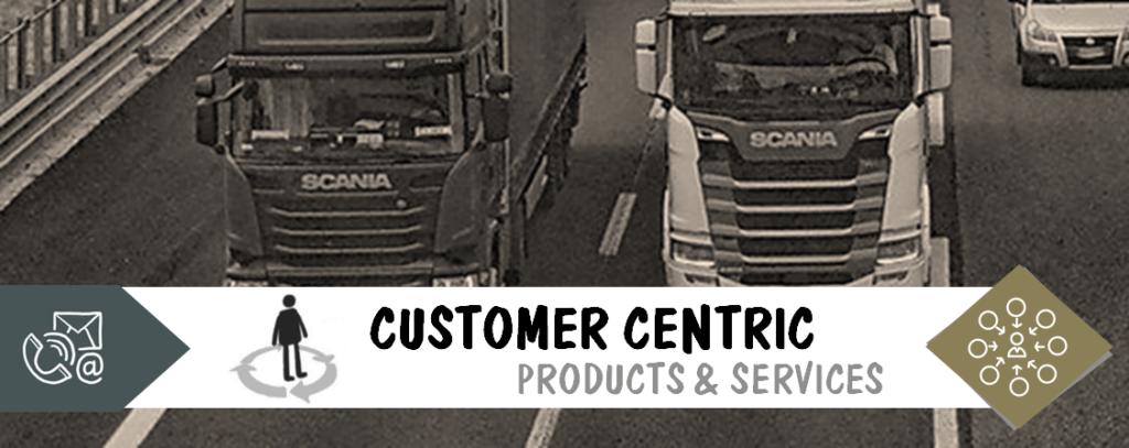 Customer Centric Banner
