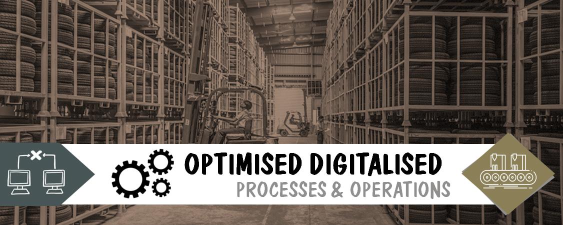 Optimised Digitalised Banner