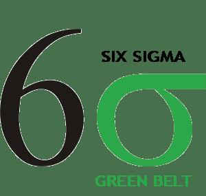 6 Sigma Accreditation Logo