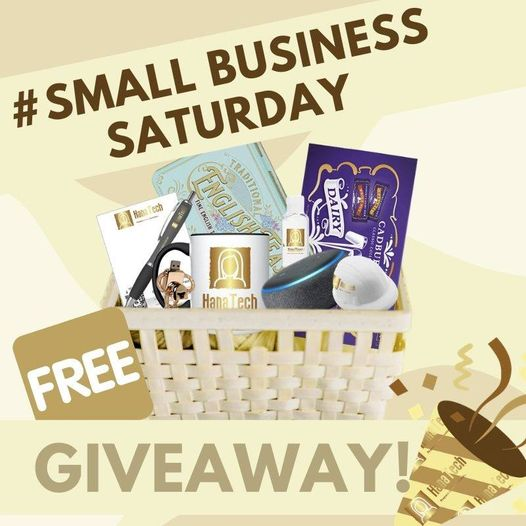Small Business Saturday Competition