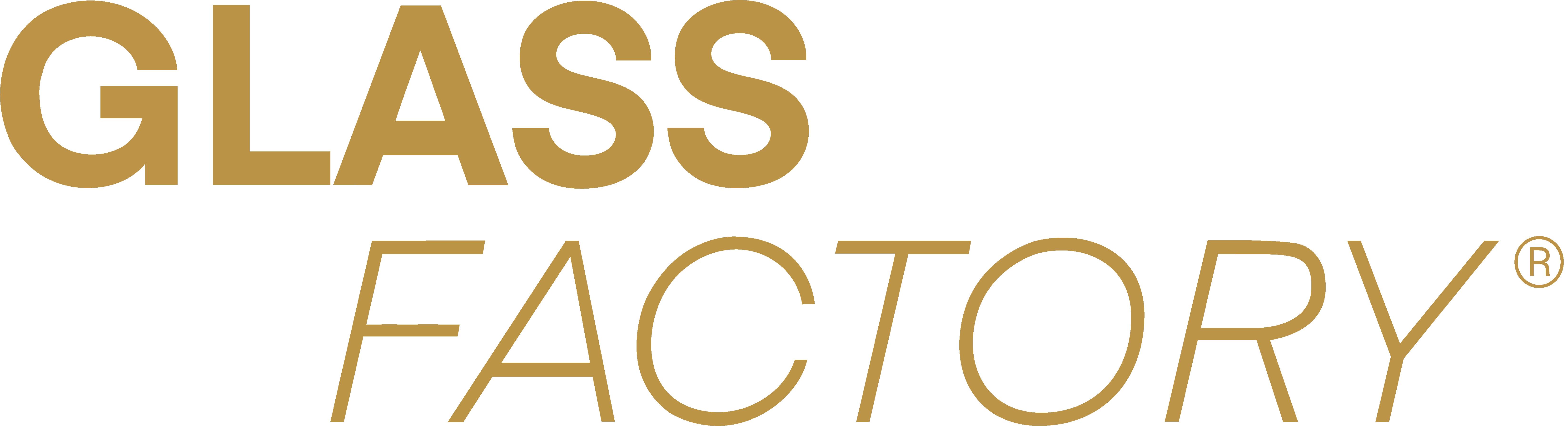 Glass Factory ® Logo